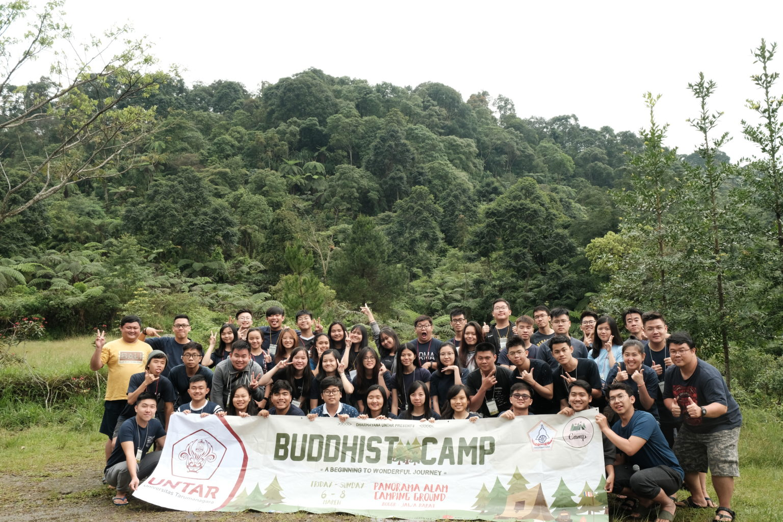 Buddhist Camp 2020
